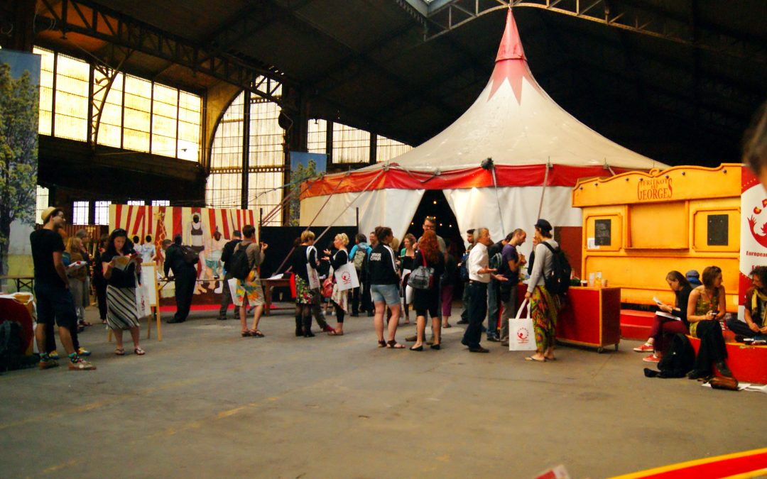 Circus Arts – a Tool for Social Inclusion, Brussels, Belgium, 1 – 2 July 2014