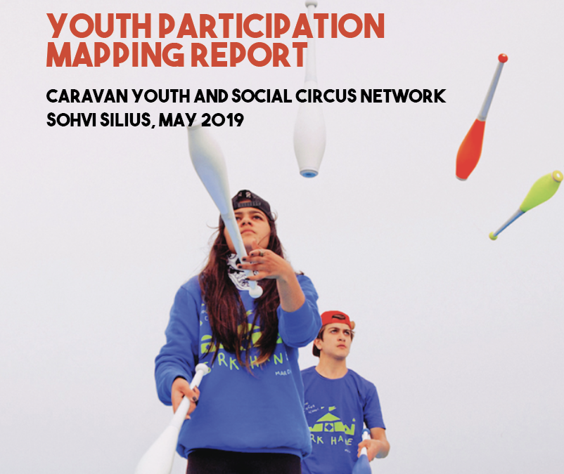 Youth Participation Report Released